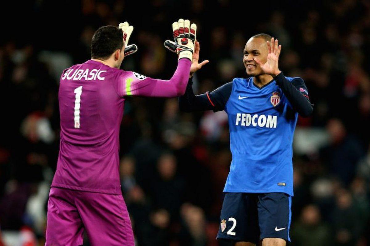 Mónaco tiene todo a favor para entrar a cuartos de final. Foto:Getty Images. Imagen Por: