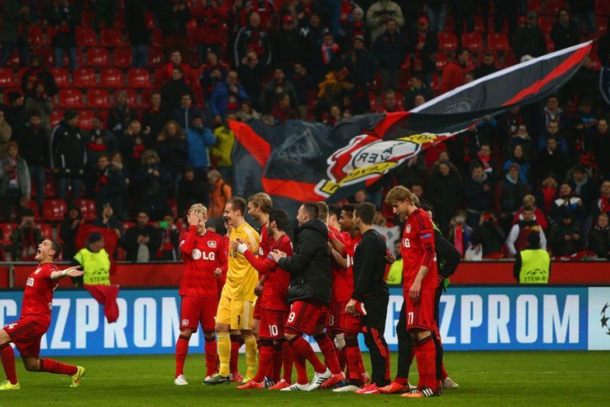 Leverkusen venció como local 1-0 al Atleti en el encuentro de ida. Foto:Getty Images. Imagen Por: