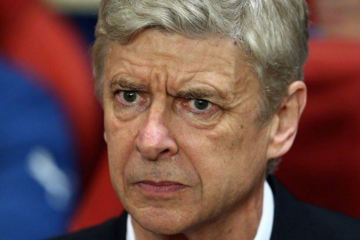 Arsène Wenger tiene un reto complicado al frente del Arsenal. Foto:Getty Images. Imagen Por:
