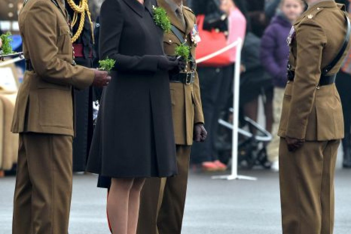 Kate Middleton Foto:Getty Images. Imagen Por: