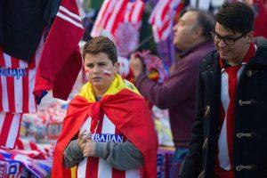 Simeone desea que la afición presione al rival en todo momento. Foto:Getty Images. Imagen Por: