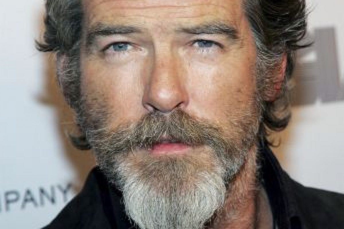 Pierce Brosnan Foto: Getty Images. Imagen Por: