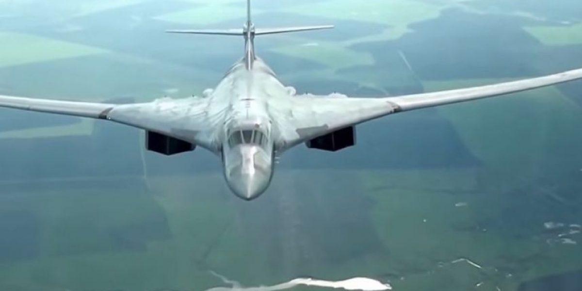 Rusia enviará bombarderos estratégicos Tu-22M a Crimea