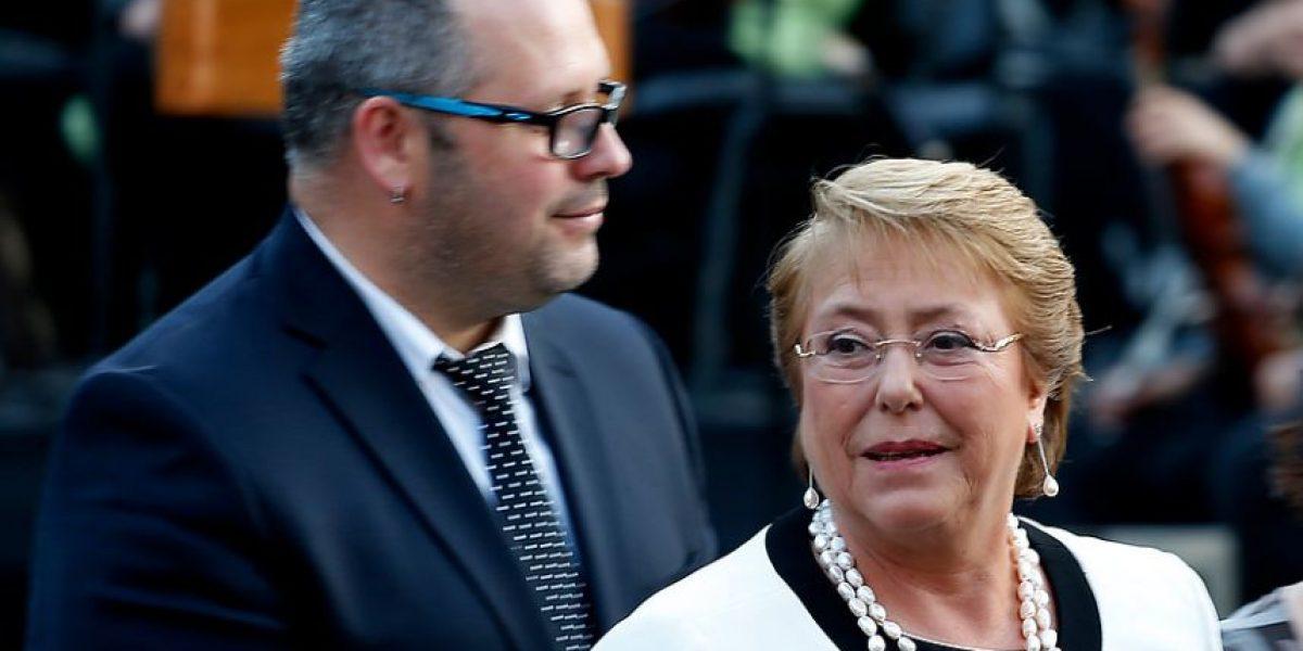 Bachelet descarta referirse al caso Caval: