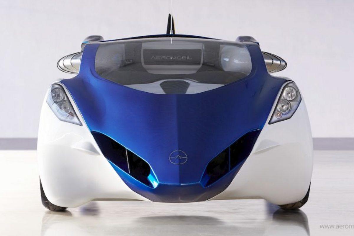 Foto:aeromobil.com. Imagen Por: