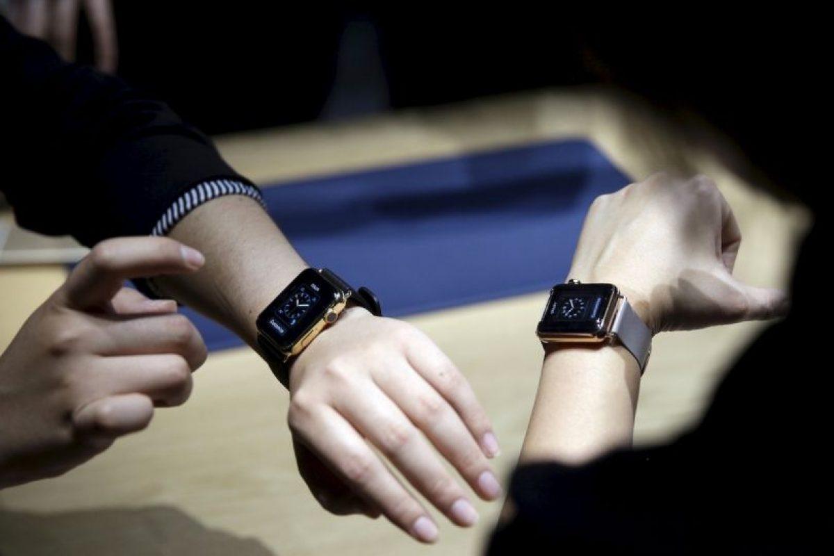 Marcas como Samsung, Motorola y Swatch también han anunciado los lanzamientos de sus relojes inteligentes. Foto:Getty. Imagen Por: