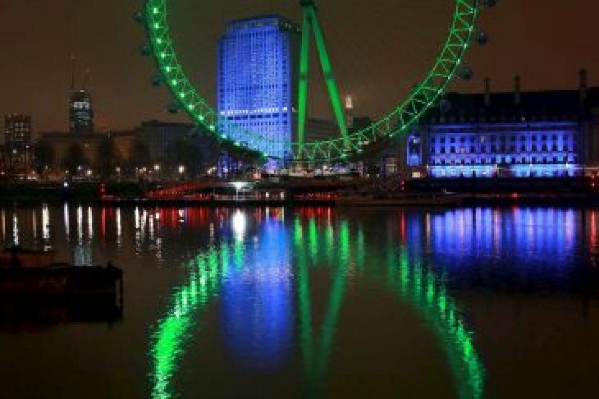 London Eye – Londres Foto:AP. Imagen Por: