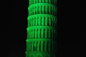 Torre de Pisa – Italia Foto:AP. Imagen Por: