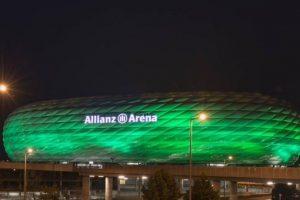 AllianzArena – Alemania Foto:Twitter @FCBayern. Imagen Por: