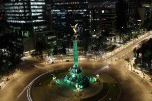 Ángel de la Independencia – México Foto:Twitter @TourismIreland. Imagen Por: