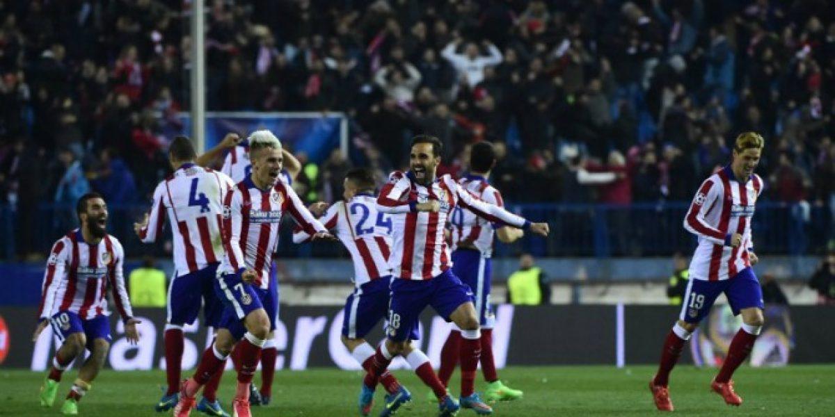 Champions: Atlético sufrió ante Leverkusen y sólo pudo superarlo en los penales