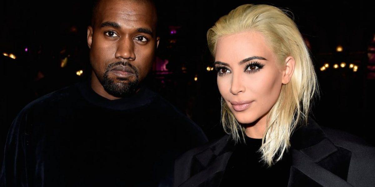 Kim confiesa haber tenido sexo con Kanye justo antes de una sesión de fotos