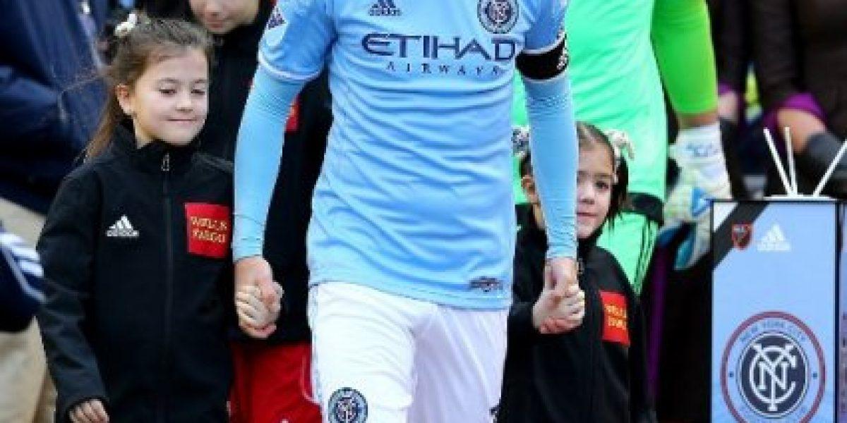 El Guaje Villa ya deslumbra en la MLS y logra su primer premio
