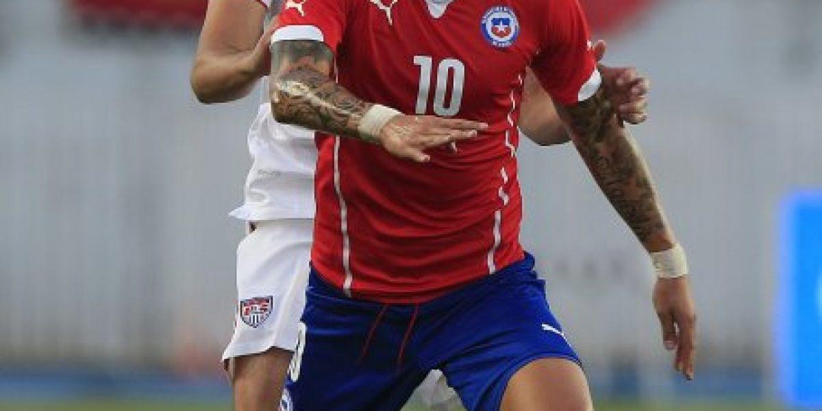 Marco Medel se ilusiona con la Roja: