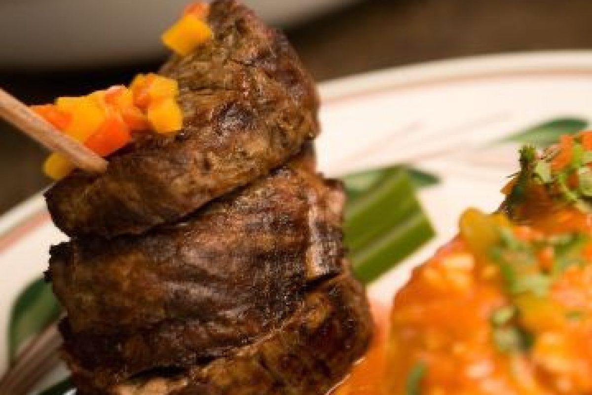 1. La comida debe verse lo más fresca posible. Foto:José Luis Ruiz. Imagen Por: