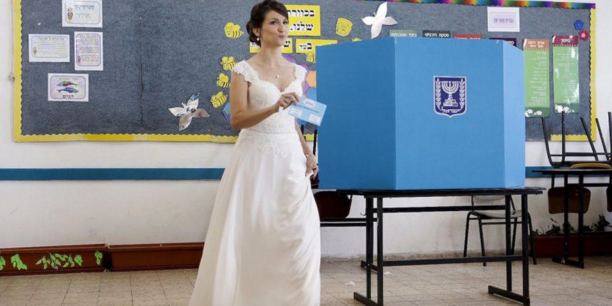 FOTOS: Así se vivió la jornada electoral en Israel