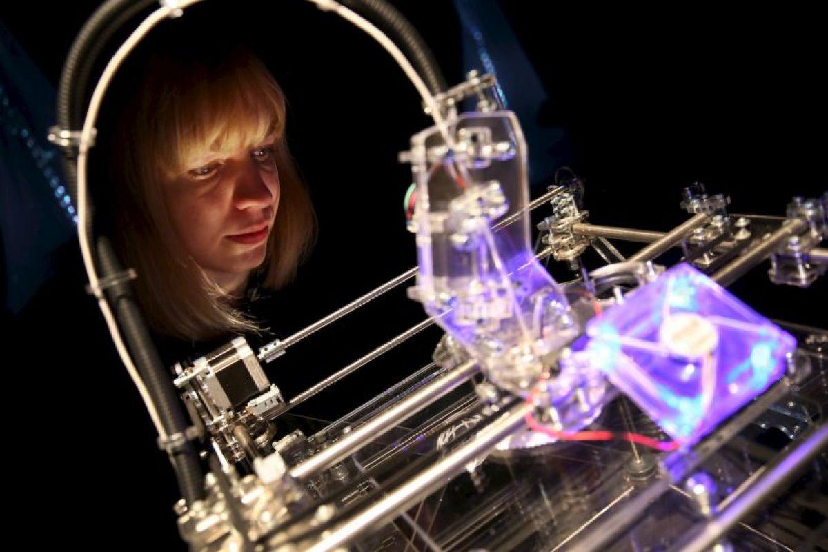 La tecnología también se ha utilizado en otros campos como el arte. Foto:Getty. Imagen Por: