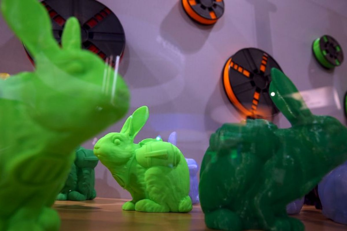En la actualidad se siguen experimentando con materiales y formas para la impresión. Foto:Getty. Imagen Por: