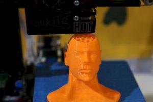 Modelos a escala con una precisión exacta se pueden crear en estos aparatos. Foto:Getty. Imagen Por: