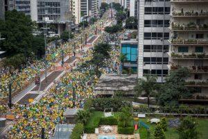 """""""Parece que ellos no estaban en Brasil o en el planeta, parece que no entendían nada que se pasó"""". Foto:Getty Images. Imagen Por:"""