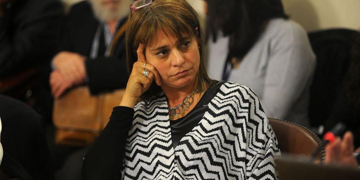 Movilh rechaza nombramiento de Van Rysselberghe como presidenta de comisión de DD.HH del Senado