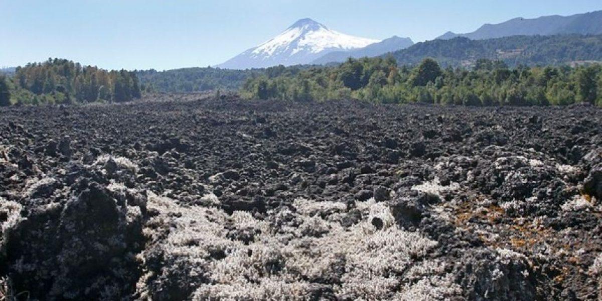 Suspenden clases en Pucón y Coñaripe por reactivación del Volcán Villarica