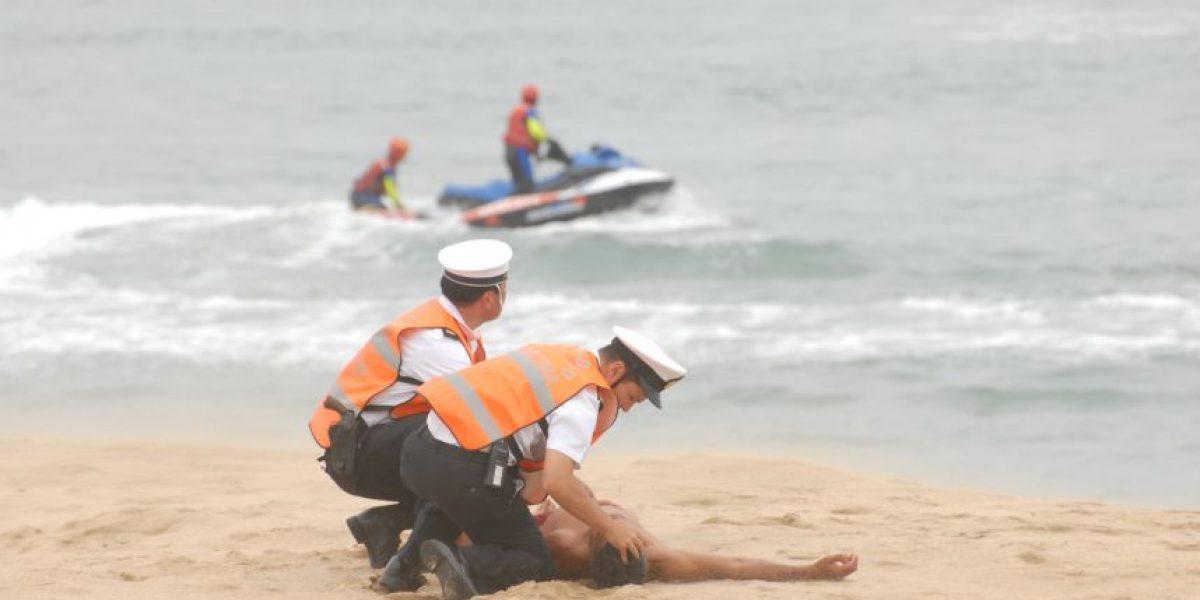 En un 17,3% se reducen las víctimas fatales en temporada de playas 2014-2015