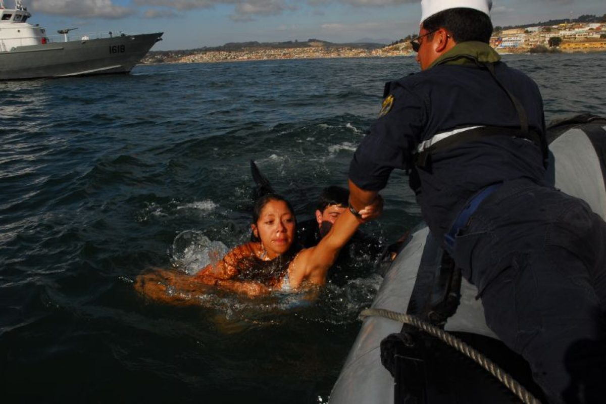 Foto:Armada de Chile. Imagen Por: