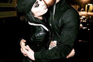 Paige presentó a Kevin Skaff, de la banda A Day to Remember, como su pareja Foto:Instagram: @therealpaige. Imagen Por: