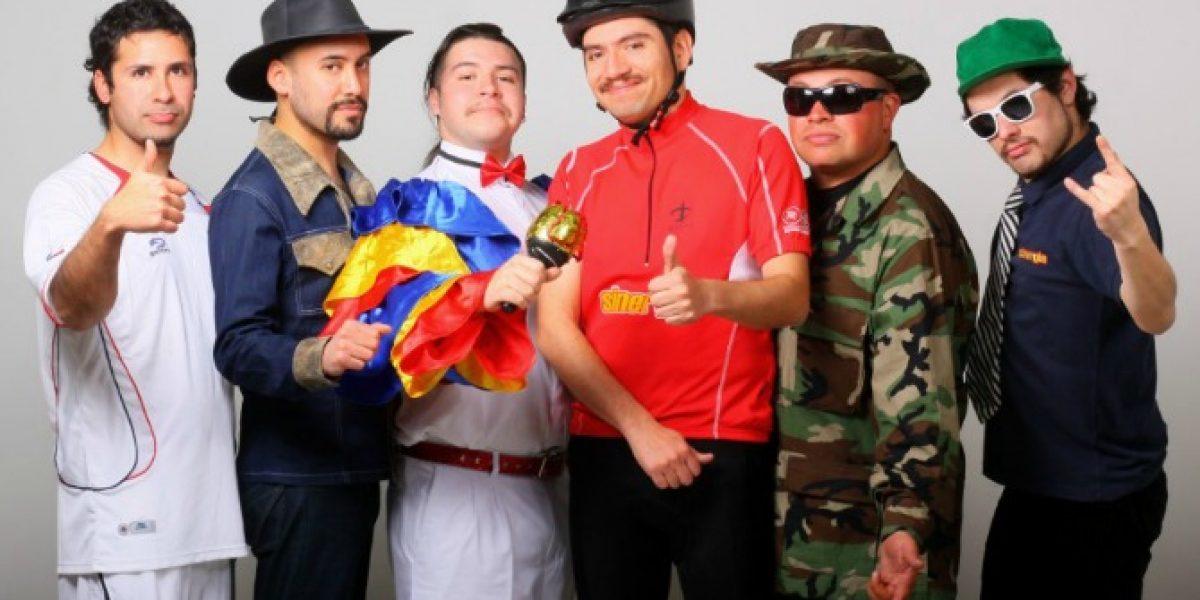 Rockeros chilenos apoyan