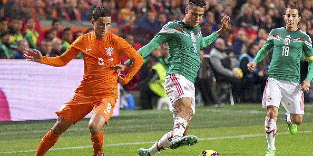 ¿Vendrán estos a Chile? México dio nómina para amistosos previos a Copa América