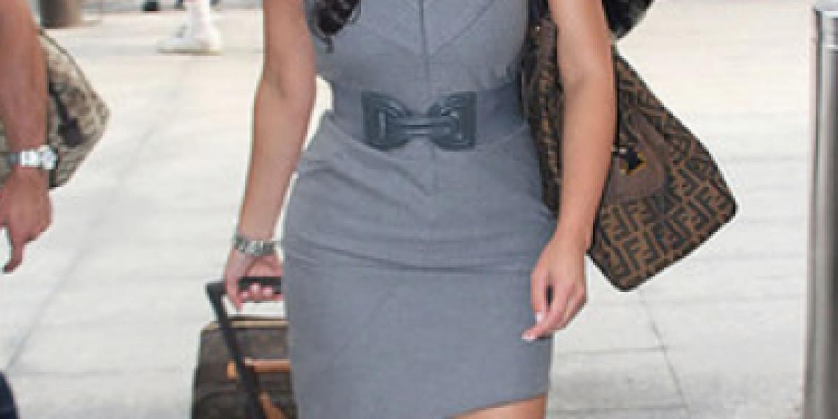 FOTOS: 9 vestidos que Kim Kardashian y Paris Hilton lucieron exactamente igual
