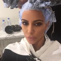 . Imagen Por: Vía Instagram Kim Kardashian