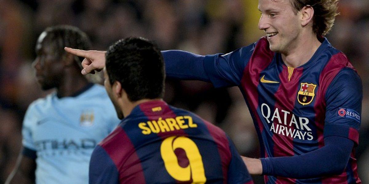 Pellegrini y el City otra vez no pudieron con el Barça y dicen adiós a la Champions