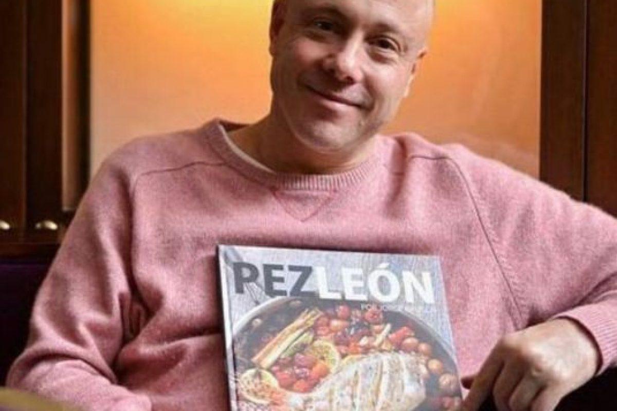 Rausch, principal promotor en Colombia del Pez León. Foto:Jorge Rausch/Facebook. Imagen Por: