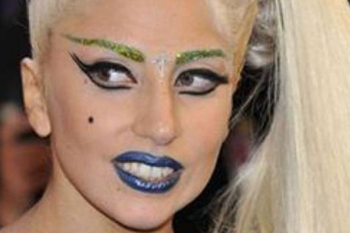 """Lady Gaga iba a protagonizar la segunda versión de """"Mars Attack"""" Foto:Getty Images. Imagen Por:"""