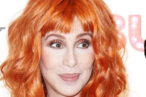 Cher, lista para Halloween. Foto:Getty Images. Imagen Por: