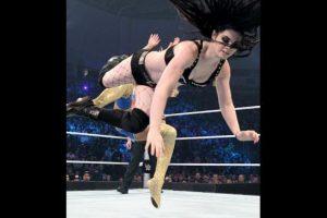 Ha sido campeona de las Divas en dos ocasiones Foto:WWE. Imagen Por: