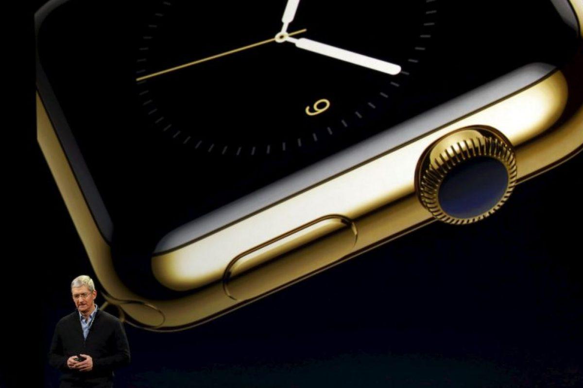 El más reciente y esperado dispositivo, sin duda alguna, es el Apple Watch. Foto:Getty. Imagen Por:
