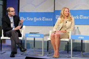 Las mujeres tenían que estar representadas en la lista de Forbes. Ella es Laurene Powell Jobs, cofundadora de Terravera y los servidores de Archieva. Su fortuna es de 19 mil 500 millones de dólares. Foto:Getty Images. Imagen Por: