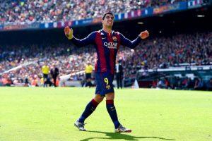 Y Luis Suárez Foto:Getty Images. Imagen Por: