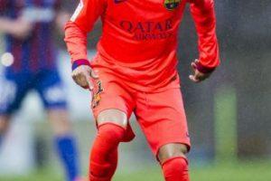 Y el tridente ofensivo estará formado por Neymar Foto:Getty Images. Imagen Por: