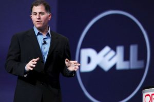 """Michael Dell es el número diez de la lista de Forbes, con la """"módica"""" cantidad de 19 mil 200 millones de dólares. El empresario es el fundador y director de la compañía fabricante de computadoras Dell. Foto:Getty Images. Imagen Por:"""