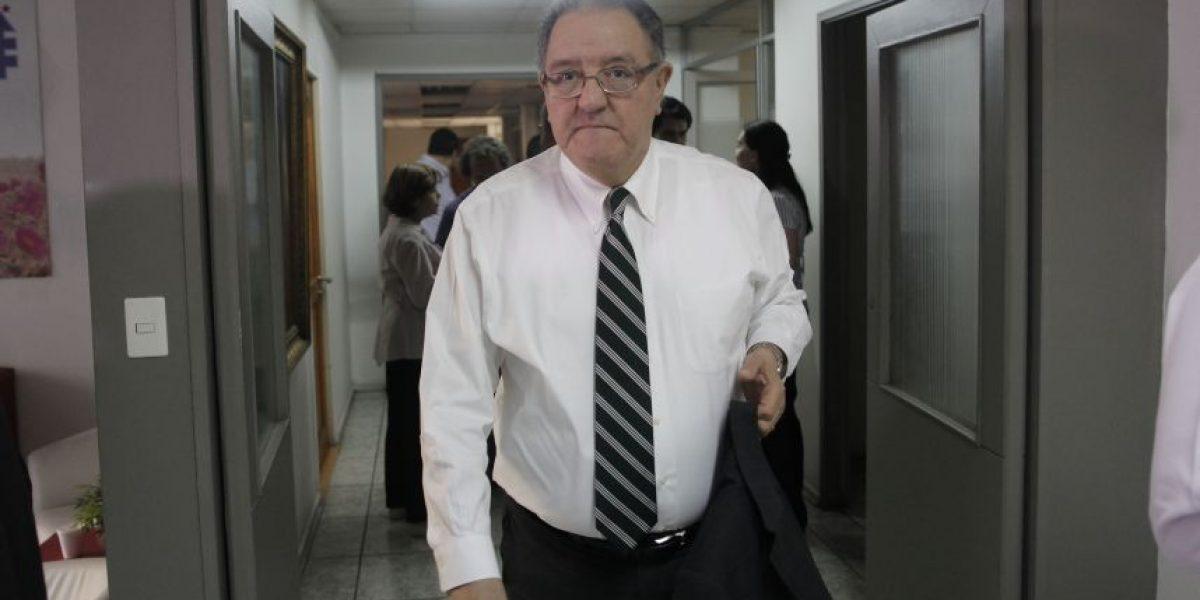 Huenchumilla denunció intento de extorsión con supuesto caso de acoso sexual