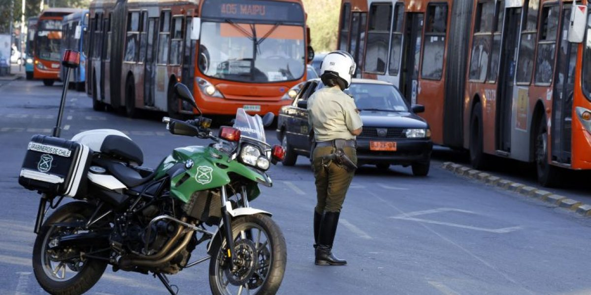 Menor de 11 años fallece tras ser atropellada por bus del Transantiago