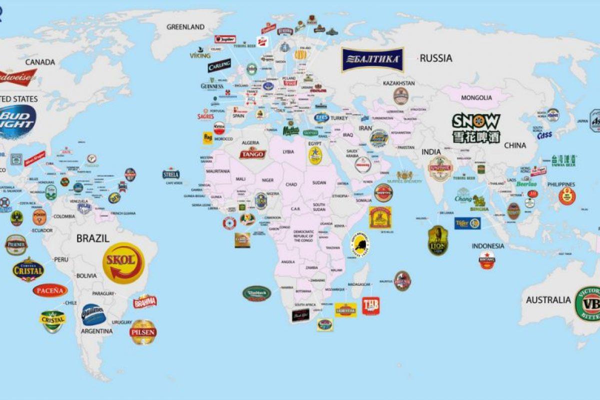 Esto se traduce en que hoy en día se consuman 200 millones de litros más de cerveza que hace diez años. Foto:VinePair. Imagen Por: