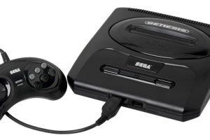 Sega Genesis. Lanzada el 14 de agosto de 1989. 29 millones de unidades vendidas. Foto:Sega. Imagen Por: