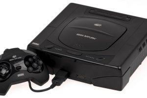 Sega Saturn. Lanzada el 22 de noviembre de 1994. 9.5 milones de unidades vendidas. Foto:Sega. Imagen Por: