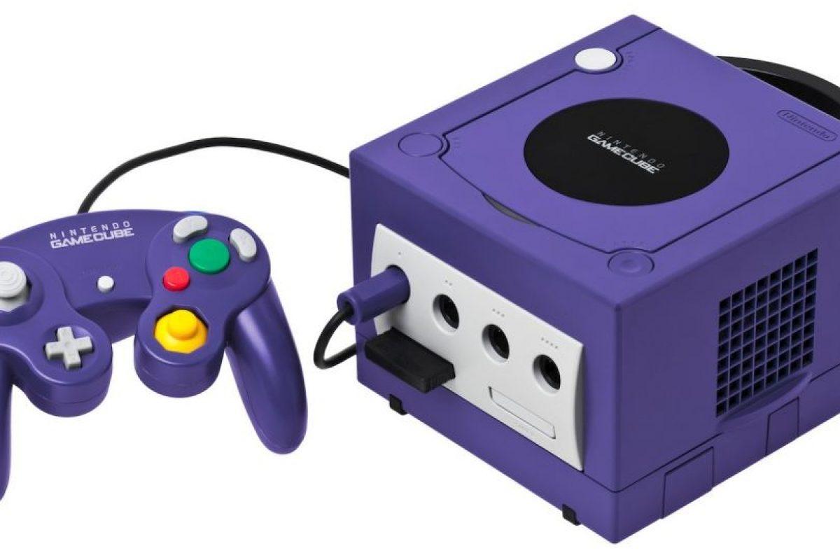 Nintendo Gamecube. Lanzada el 14 de septiembre del 2001. Foto:Nintendo. Imagen Por: