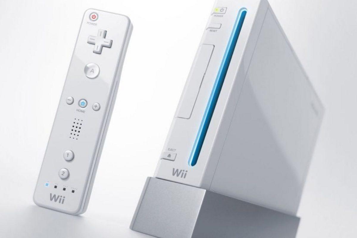 Nintendo Wii. Lanzada el 19 de noviembre de 2006. Foto:Nintendo. Imagen Por:
